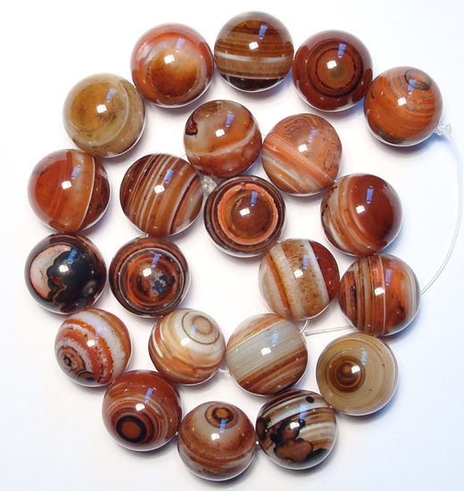 natural eye agate