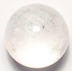 clear quartz sphere ball