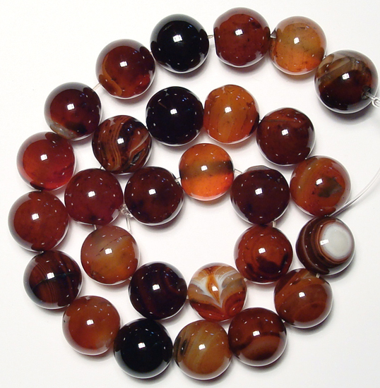 dream carnelian bead